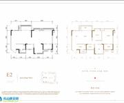 E3户型图(类住宅)