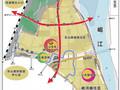 乐山万达广场交通图