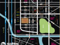 铁投祥瑞里交通图