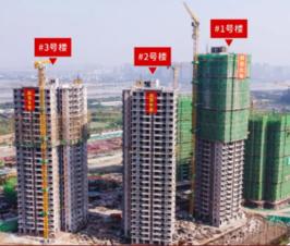 乐山宝德未来科技城:9月工程进度播报!